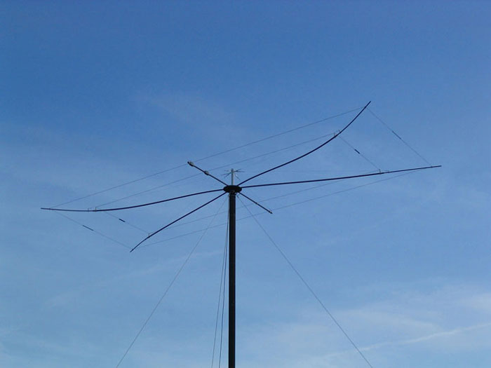 A Dual-Band Wire Beam for 17 and 12 Meters